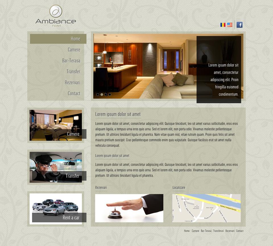 ambiance hope page
